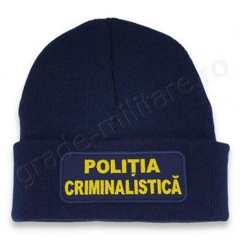 Caciula Politia Criminalistica| Fes Politia Criminalistica