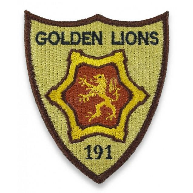 "Emblema Batalionul 191 Infanterie ""Colonel Radu Golescu"""
