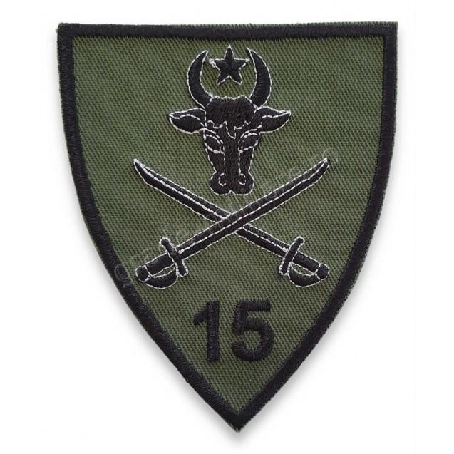 "Emblema Brigada 15 Mecanizata ""Podu Inalt"""