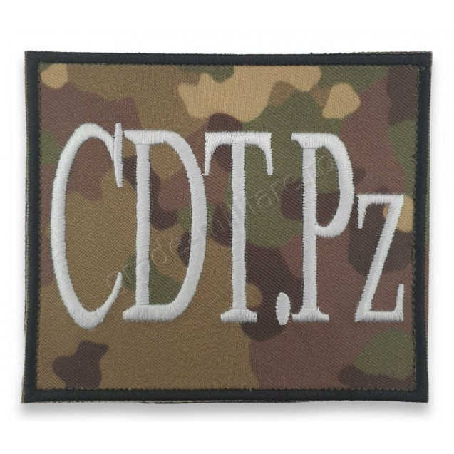 Emblema pentru Comandant paza