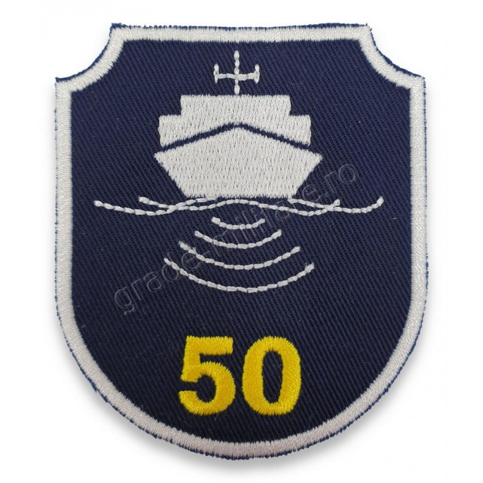 Emblema pentru Divizionul 50 Corvete