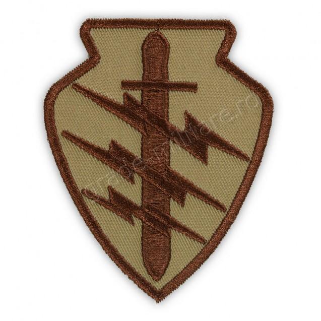 Emblema maneca Forte Speciale
