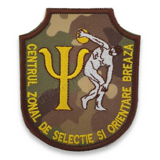 Emblema pentru Centrul Zonal de Selectie si Orientare - Breaza