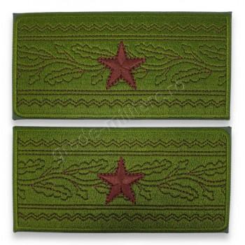 Grade General de Brigada combat forte terestre