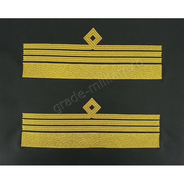 Grade maneca pentru Comandor de Aviatie