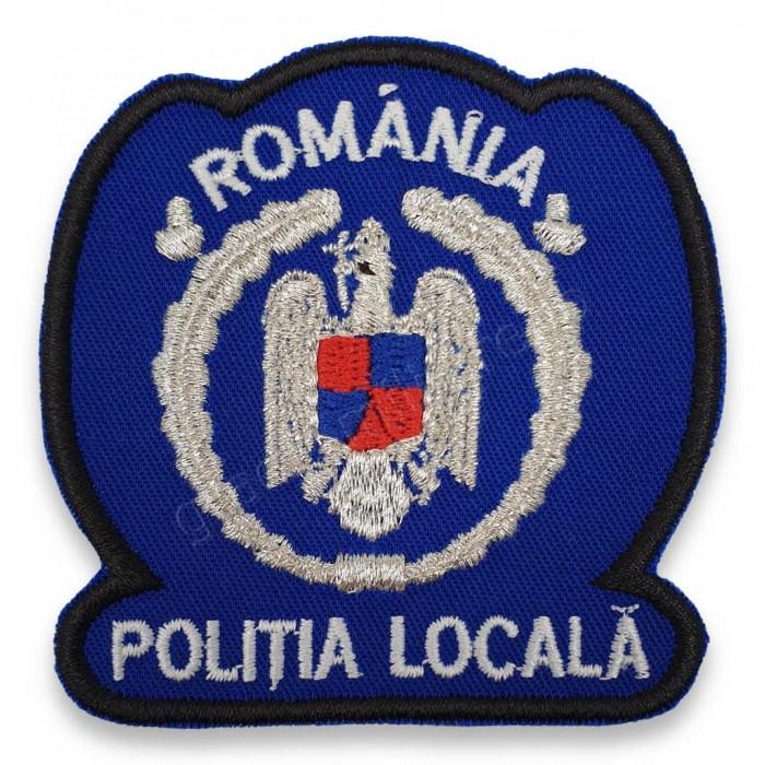 Emblema coifura Politia Locala 3