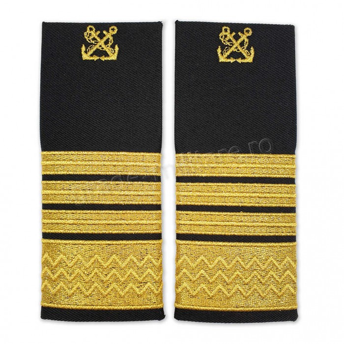 Grade Capitan sef de port ANR