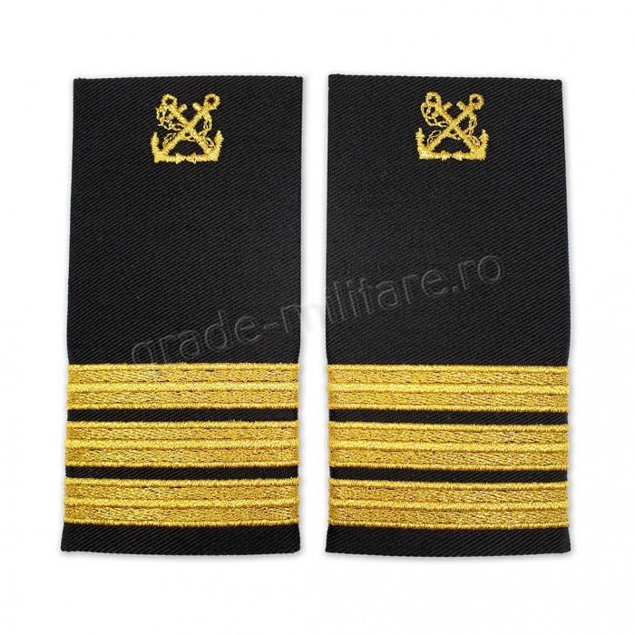 Grade Capitan II de port ANR