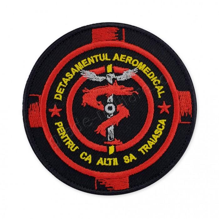 Emblema Detasamentul Aeromedical