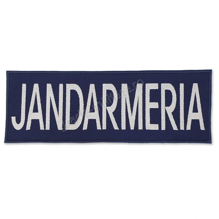"Emblema ""JANDARMERIA"""