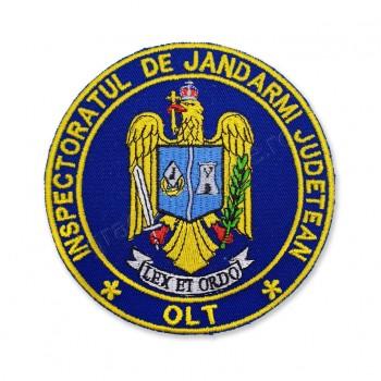Emblema Inspectoratul de Jandarmi Judetean