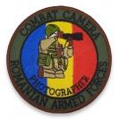 Emblema Combat Camera