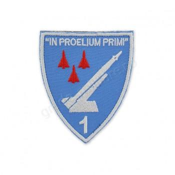 """Emblema Brigada 1 Rachete Sol-Aer """"General Nicolae Dascalescu"""""""