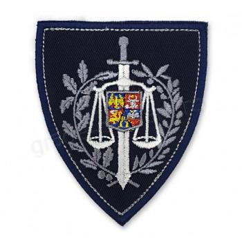 Emblema maneca Justitia Militara