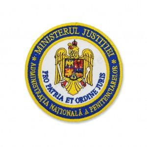 Emblema maneca personal penitenciar ANP