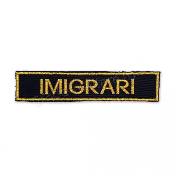 Ecuson imigrari IGPFR