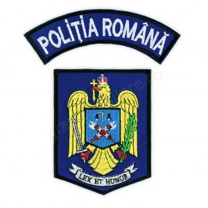 Emblema politia romana IGPR