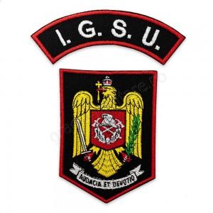 Emblema pompieri, Emblema IGSU