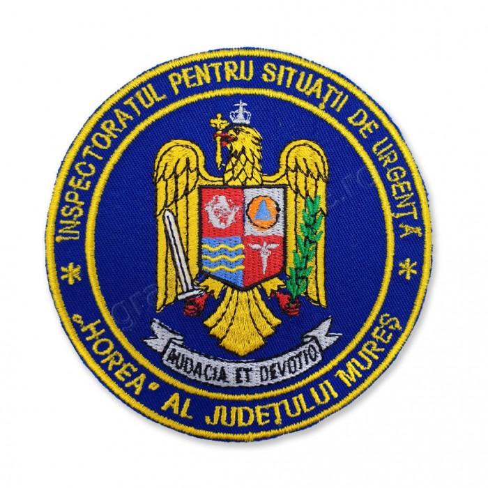 Emblema Inspectoratul pentru Situatii de Urgenta
