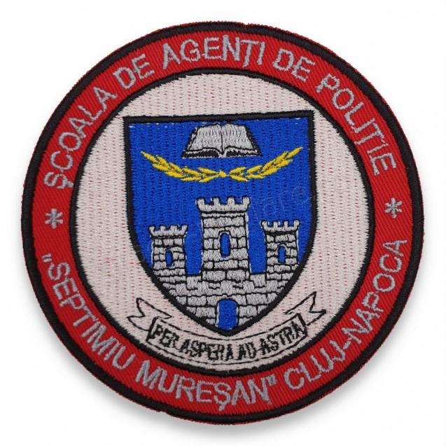 """Emblema Scoala de Agenti de Politie """"Septimiu Muresan"""" Cluj-Napoca"""