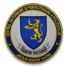 """Emblema Centrul de Formare si Perfectionare a Politistilor """"Nicolae Golescu"""" Slatina"""