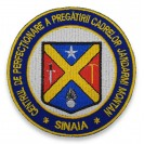 Emblema Centrul de Perfectionare a Pregatirii Cadrelor Jandarmi Montan Sinaia