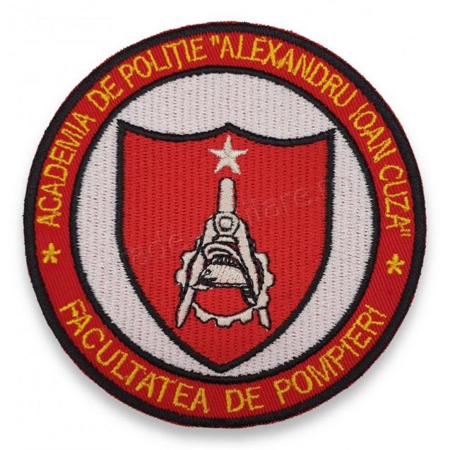 Emblema Facultatea de Pompieri