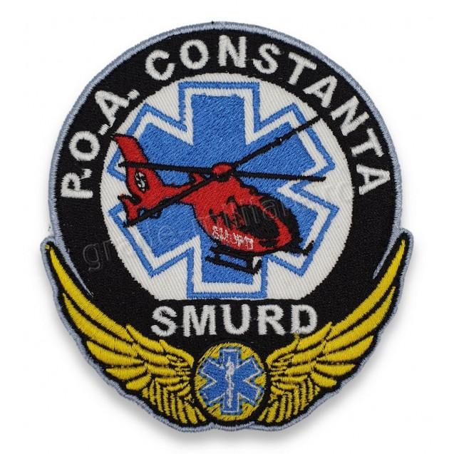 Emblema Punctul Aeromedical Constanta (POA) SMURD