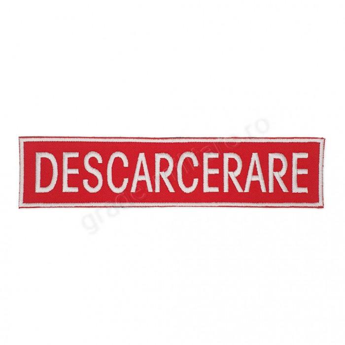 "Emblema ""DESCARCERARE"""