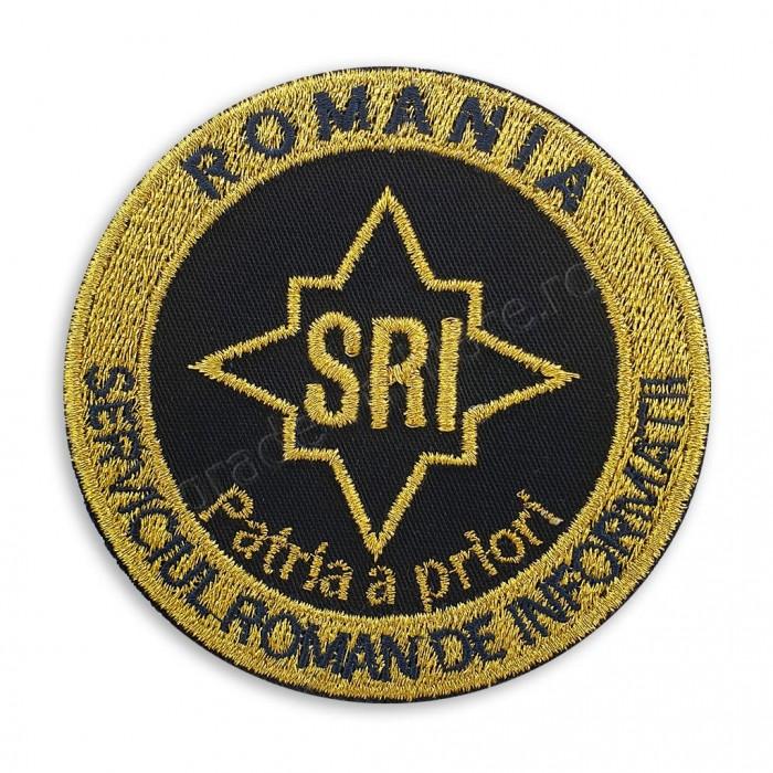 Emblema Serviciul Roman de Informatii
