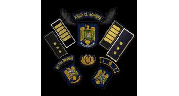 Grade Poliția de Frontieră