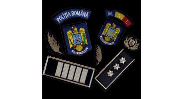 Grade poliție