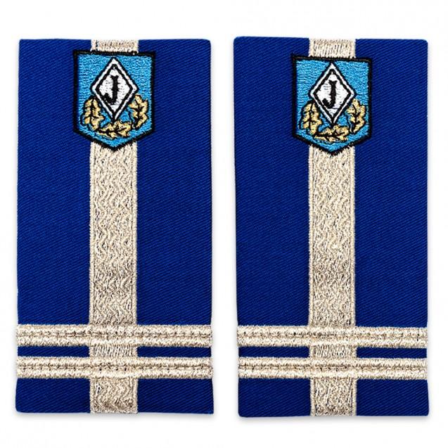 Grade jandarmi, locotenent colonel jandarmi