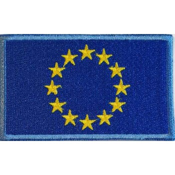Drapel UE 75x45 mm
