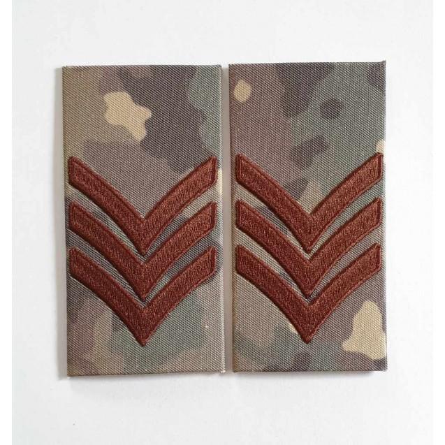 Grade Caporal clasa 2-a combat forte terestre