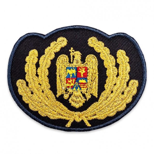 Emblema coifura ofiteri penitenciar ANP
