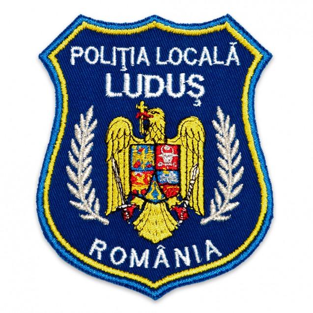 Emblema brodata Politia Locala 2