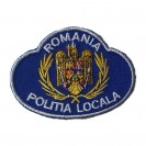 Emblema coifura Politia Locala 2
