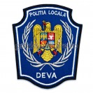 Emblema brodata Politia Locala 3