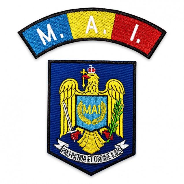 Embleme politia romana MAI
