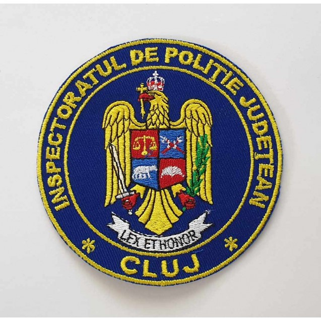 Emblema IPJ Cluj