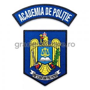 Emblema Academia de Politie