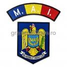 Embleme MAI Aparat Central