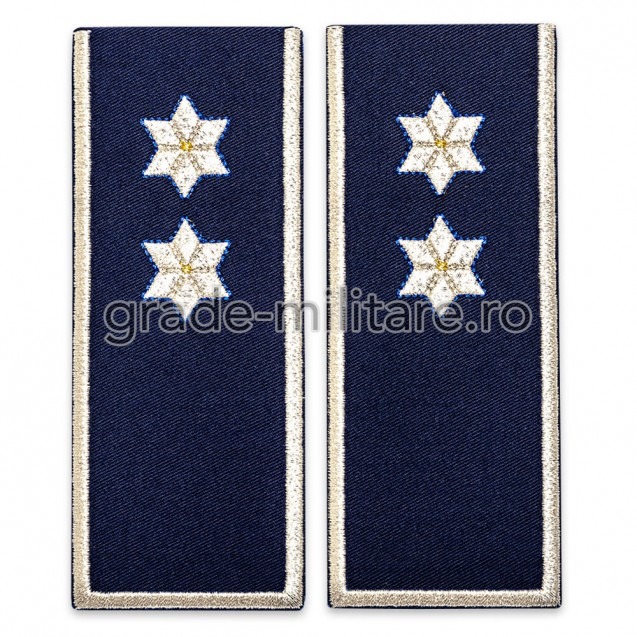 Grade Comisar politie, IGPR