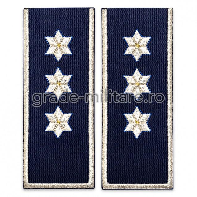 Grade politie, Comisar sef politie
