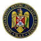 Emblema DSU brodata