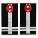 Grade Locotenent Colonel pompieri IGSU