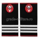 Grade capitan pompieri ISU-IGSU