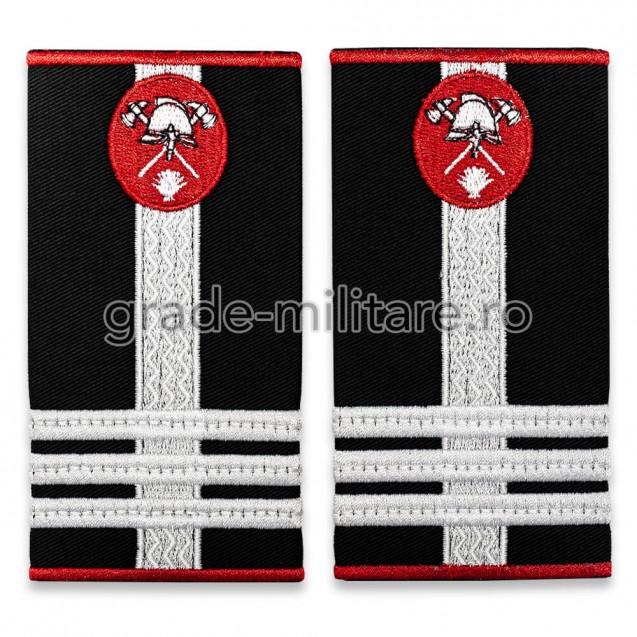 Grade Colonel pompieri IGSU