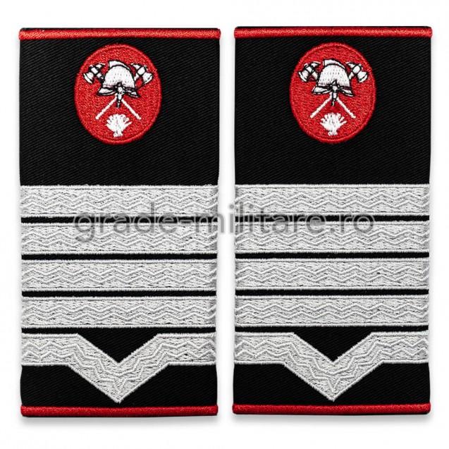 Grade Maistru militar clasa 1 pompieri IGSU